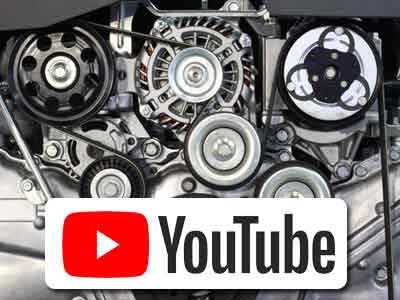 Watch Our Used Engines Run on Youtube